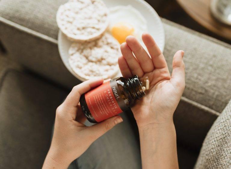probiotics supplements for healthy gut